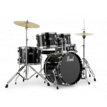 Pearl Rs585C Roadshow Junior Jet Black 18""