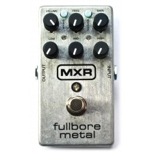 Dunlop Mxr M-116 Fullbore Metal Distortion