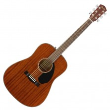 Fender CD-60S AM Natural Walnut