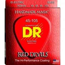 DR Strings RDB-45 Red Devils