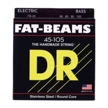 DR Strings FB-45 Fat-Beams