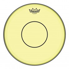 Remo P7-0313-CT-YE Colortone Powerstroke 77 Clear Yellow