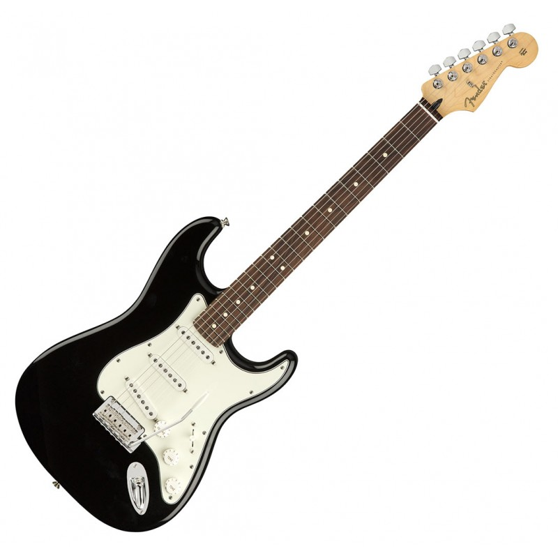Fender Player Stratocaster Pf-Blk