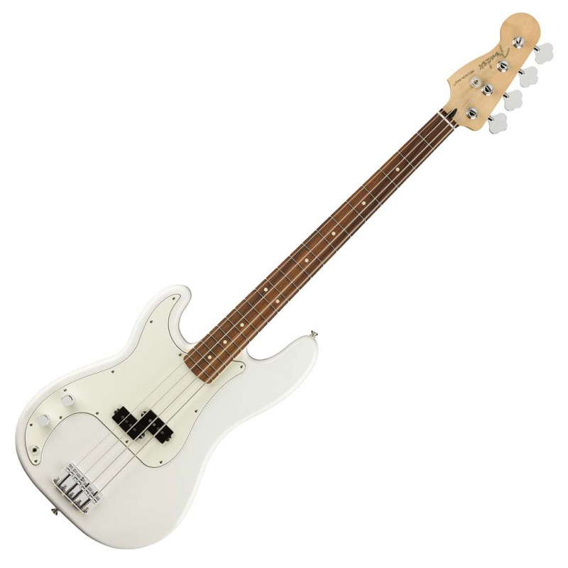 Fender Player Precision Bass Lh Pf-Pwt