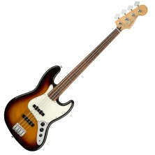 Fender Player Jazz Bass Fl Pf-3tsb