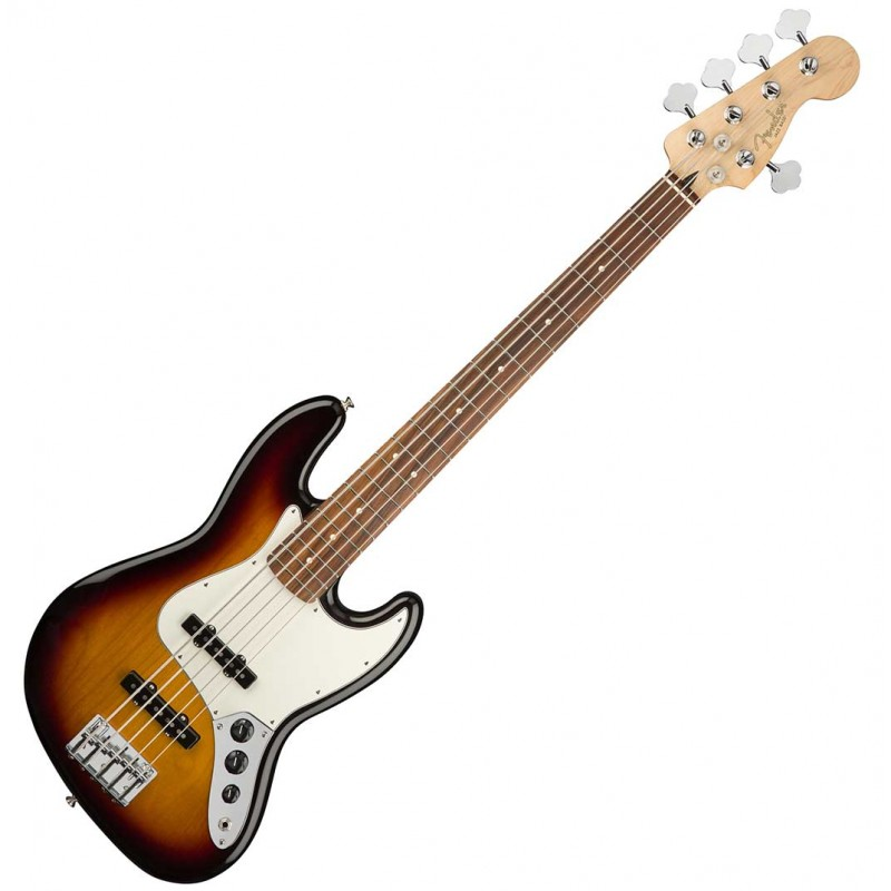 Fender Player Jazz Bass V Pf-3tsb