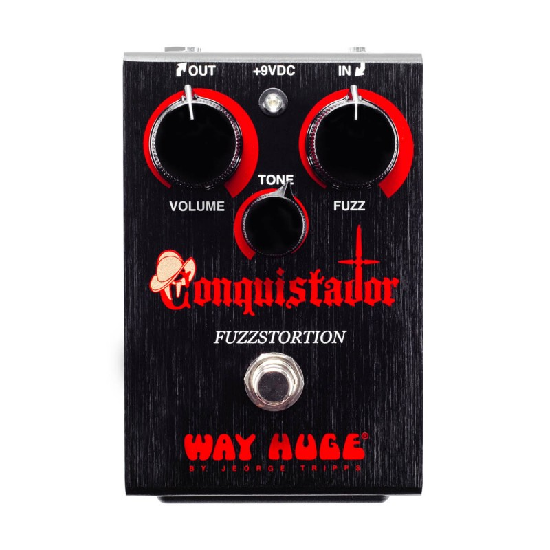 Dunlop Way Huge Whe-406 Conquistador Fuzztortion