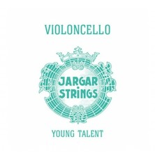 Jargar Young Talent 2ª 1/4 Medium Cromo