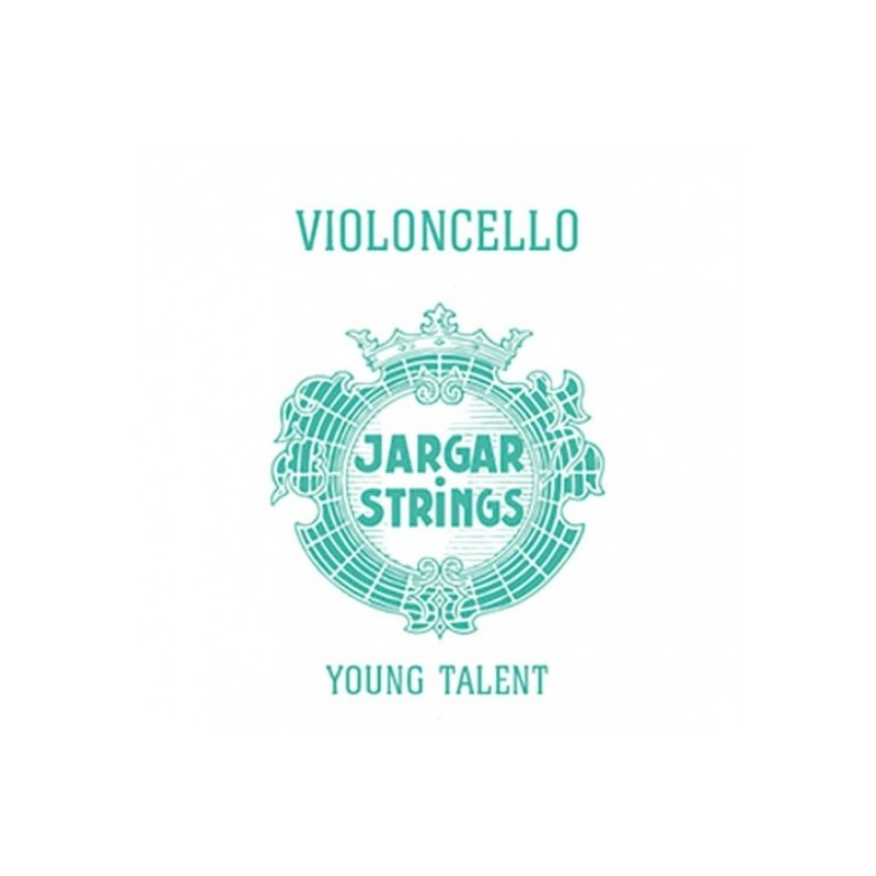 Jargar Young Talent 2? 1/4 Medium Cromo