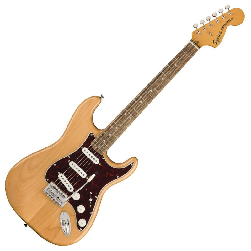 Squier Classic Vibe 70s Stratocaster LRL-NAT