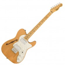 Squier Classic Vibe 70s Telecaster Thinline MN-NAT