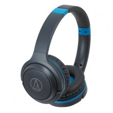 Audio-Technica ATH-S200BT Bluetooth Gris Azul