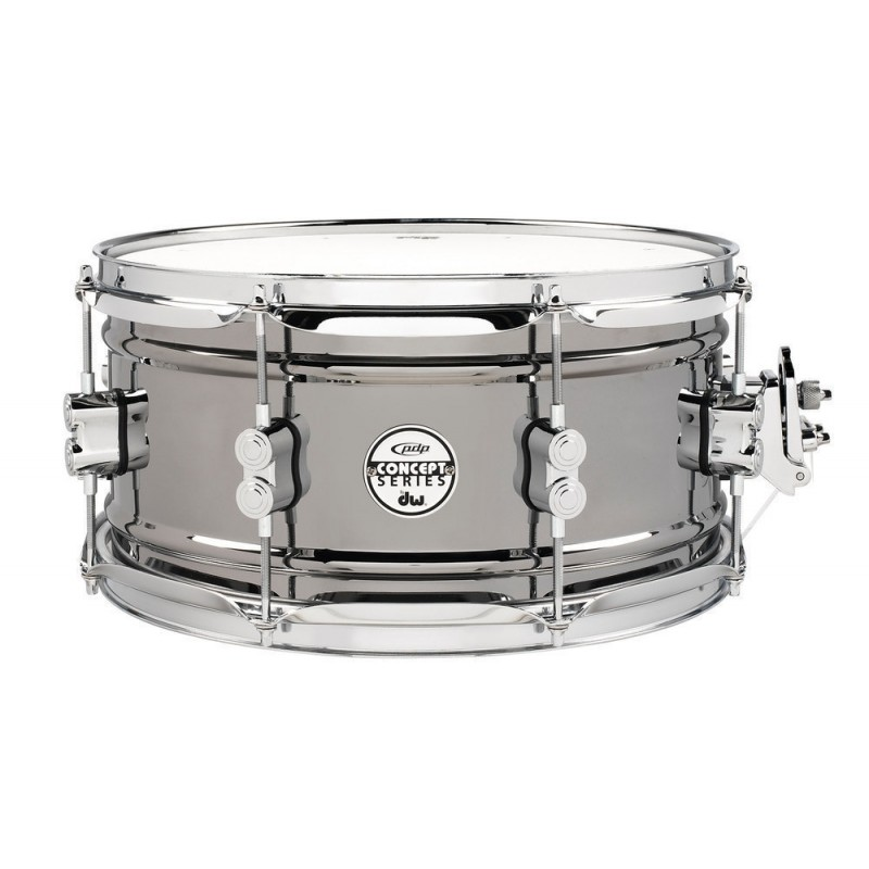 Pdp By Dw Drums Concept Black Nickel Over Steel 14 x 5,5
