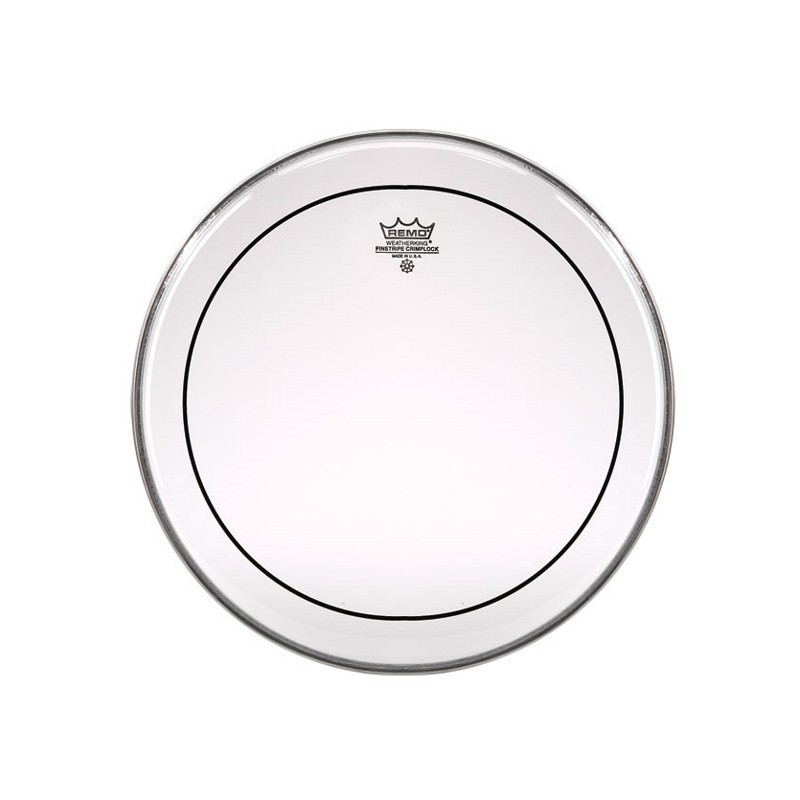 Remo Ps-1320-00 Pinstripe Clear 20