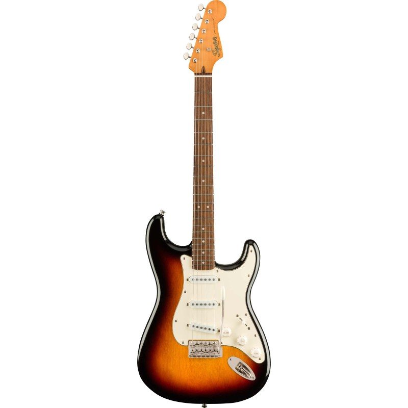 Squier Classic Vibe 60s Stratocaster LRL-3CSB