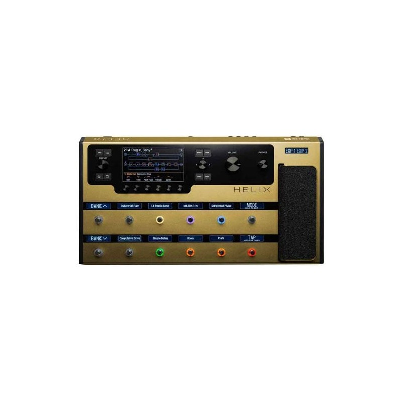 Line 6 Helix Gold