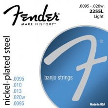 Fender Nickel-Plated Steel Banjo 2255L 95-20W