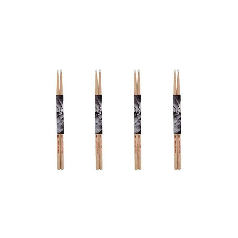 Vic Firth 5AN Nylon Hickory Pack
