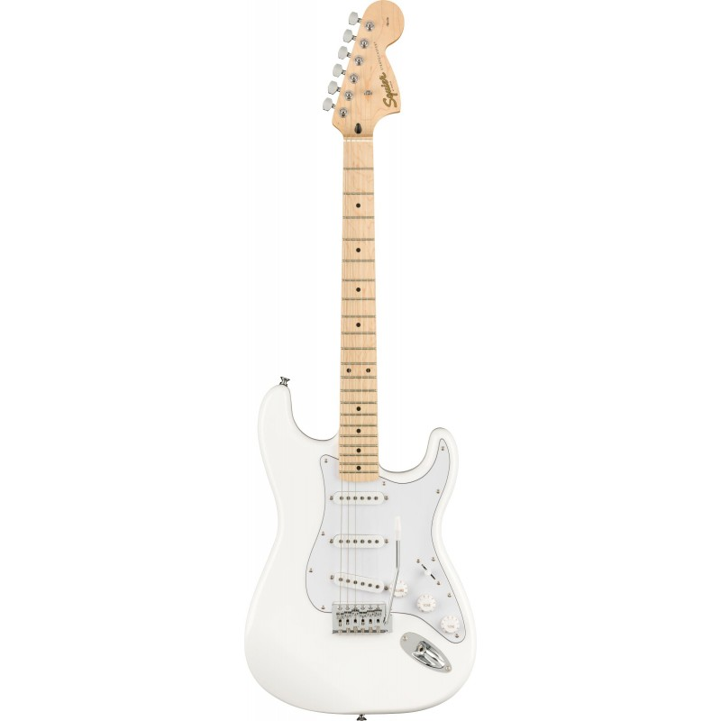 Squier FSR Affinity Stratocaster MN Olympic White