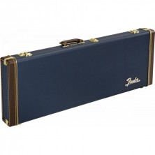 Fender Classic Series Wood Case Strat/Tele Navy Blue