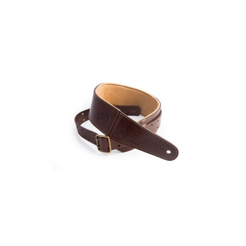 Yamaha Righton Straps Vegetable Tanned Backbeat Brown