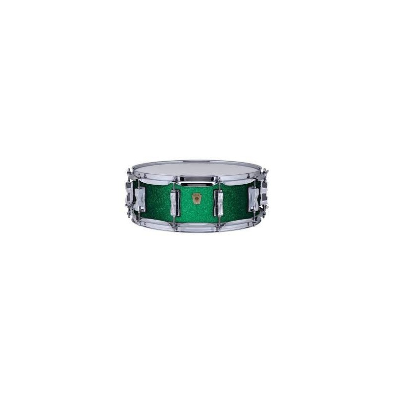 Ludwig LS401XX Classic Maple 54' Green Sparkle