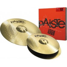 Paiste Set Platos 101 Brass Essential 14/18